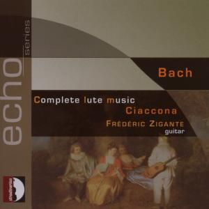 Complete Lute Music, Frederic Zigante