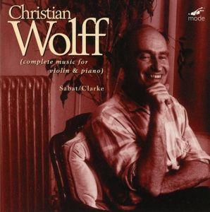 Complete Music For Violin & Piano, Marc Sabat, Stephen Clarke