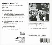 Complete Music For Violin & Piano - Produktdetailbild 1
