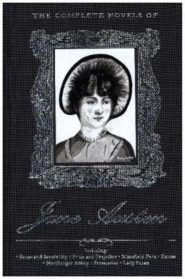 Complete Novels of Jane Austen, Jane Austen