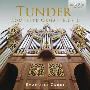 Complete Organ Music, Emanuele Cardi
