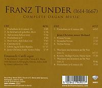 Complete Organ Music - Produktdetailbild 1