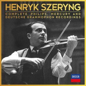 Complete Philips,Mercury & Dg Rec.(Ltd.Edt.), Henryk Szeryng, Haitink, Haebler
