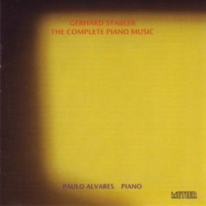 Complete Piano Music, Paulo Alvares