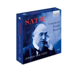 Complete Piano Music, Jeroen van Veen