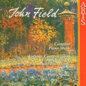 Complete Piano Music Vol. 6, Pietro Spada