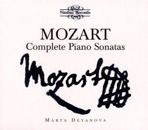 Complete Piano Sonatas, Marta Deyanova