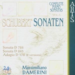 Complete Piano Sonatas Vol. 5, Massimiliano Damerini