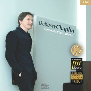Complete Piano Works, Francois Chaplin