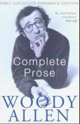 Complete Prose, Woody Allen