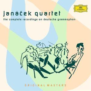 Complete Recordings, Janacek Quartet