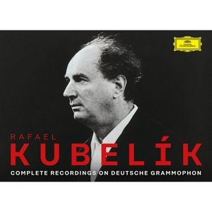 Complete Recordings on DG (Limited Edition, 64 CDs + 2 DVDs + 120-seitiges Booklet), Rafael Kubelik