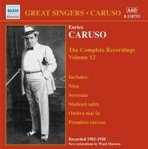 Complete Recordings Vol.12, Enrico Caruso
