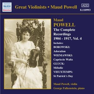 Complete Recordings Vol.4, Maud Powell