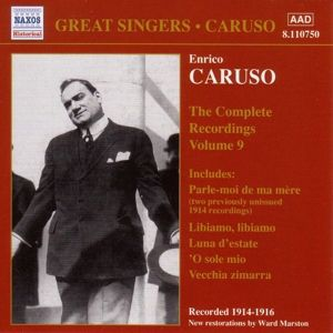 Complete Recordings Vol.9, Enrico Caruso