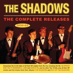 Complete Releases 1959-62, Shadows