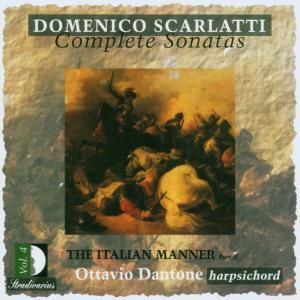 Complete Sonatas 4, Ottavio Dantone