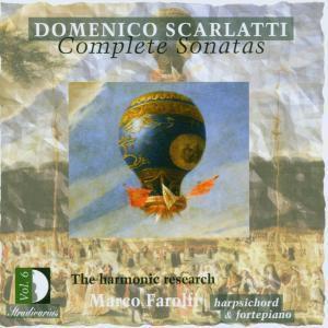 Complete Sonatas 6, M. Farolfi