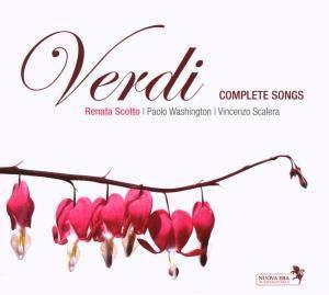 Complete Songs, Renata Scotto, P. Washington, V. Scalera