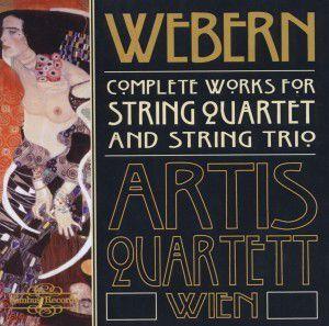 Complete String Quartet+Trios, Artis-Quartett Wien