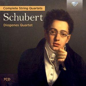 Complete String Quartets, Diogenes Quartet