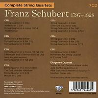 Complete String Quartets - Produktdetailbild 1