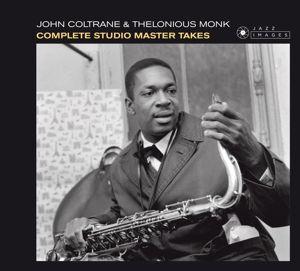 Complete Studio Master Takes-Jean-Pierre Leloir, John & Monk,Thelonious Coltrane