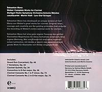 Complete Works For Clarinet - Produktdetailbild 1