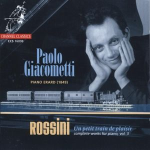 Complete Works For Piano Vol.3, Paolo Giacometti