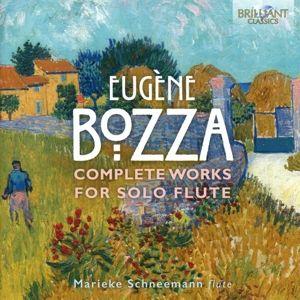 Complete Works For Solo Flute, Marieke Schneemann