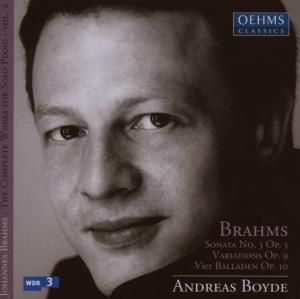 Complete Works For Solo Piano, Andreas Boyde
