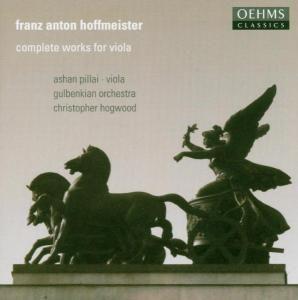 Complete Works For Viola, Pillai, Hogwood, Orchestra Lisabon, Gulbenkian Orch.