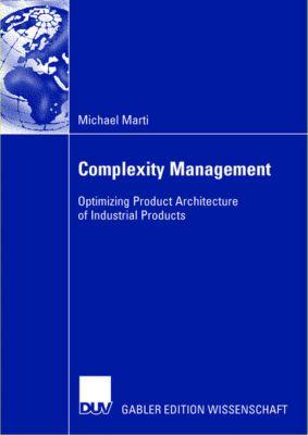 Complexity Management, Michael Marti