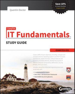 CompTIA IT Fundamentals Study Guide, Quentin Docter