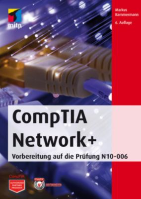 CompTIA Network+, Markus Kammermann