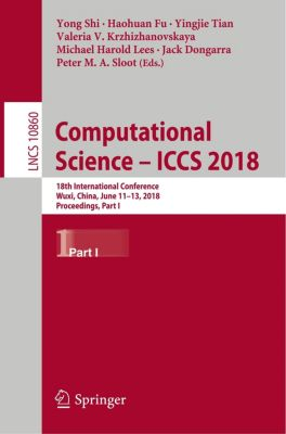 Computational Science - ICCS 2018