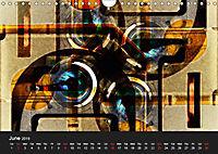 Computer Close Up (Wall Calendar 2019 DIN A4 Landscape) - Produktdetailbild 6