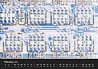 Computer Close Up (Wall Calendar 2019 DIN A4 Landscape) - Produktdetailbild 2