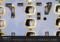 Computer Close Up (Wall Calendar 2019 DIN A4 Landscape) - Produktdetailbild 1