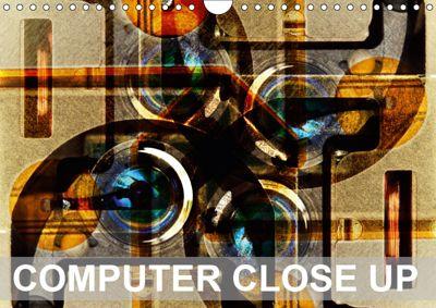Computer Close Up (Wall Calendar 2019 DIN A4 Landscape), Maurus Spescha