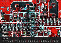 Computer Close Up (Wall Calendar 2019 DIN A4 Landscape) - Produktdetailbild 7