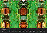 Computer Close Up (Wall Calendar 2019 DIN A4 Landscape) - Produktdetailbild 5