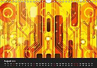 Computer Close Up (Wall Calendar 2019 DIN A4 Landscape) - Produktdetailbild 8