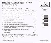 Computer Music Series 33 - Produktdetailbild 1