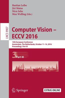 Computer Vision - ECCV 2016