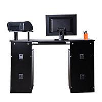 Computertisch mit Druckerablage - Produktdetailbild 3