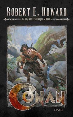 Conan - Band 6, Robert E. Howard