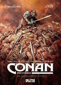 Conan der Cimmerier: Die scharlachrote Zitadelle -  pdf epub