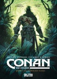 Conan der Cimmerier - Jenseits des schwarzen Flusses - Mathieu Gabella |