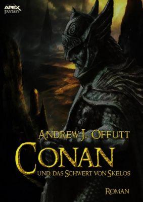 CONAN UND DAS SCHWERT VON SKELOS, Andrew J. Offutt